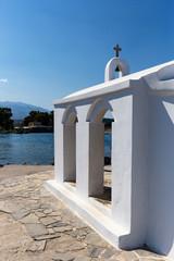 Agios Nikolaos (Saint Nicholas) church in village of Giorgoupoli, Crete, Greece
