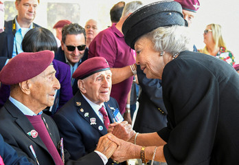 Commemoration for the 75th anniversary of the Battle of Arnhem