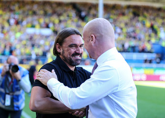 2019 Premier League Football Burnley v Norwich Sep 21st