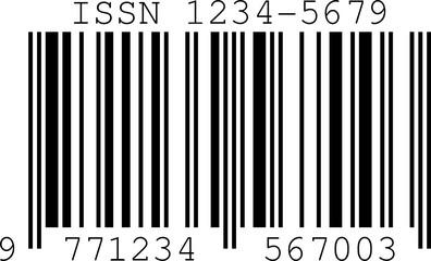 ISSN Barcode Standard