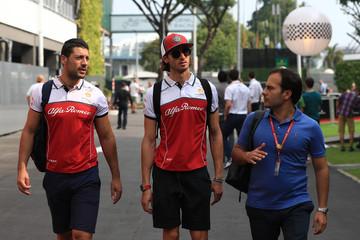2019 Formula 1 Singapore Grand Prix Qualifying Day Sep 21st