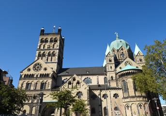Quirinus - Münster in Neuss, Deutschland