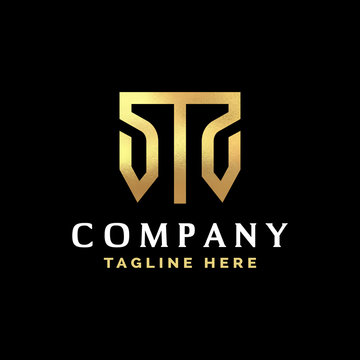 MT, TM, STS spartan and warrior logo