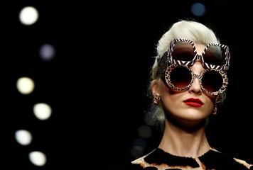 Dolce & Gabbana Spring/Summer 2020 collection during fashion week in Milan
