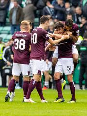 2019 Scottish Premiership Hibernian v Hearts Sep 22nd