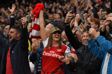 2019 Premier League Football Arsenal v Aston Villa Sep 22nd