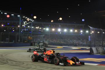 2019 Formula 1 Singapore Grand Prix Race Day Sep 22nd