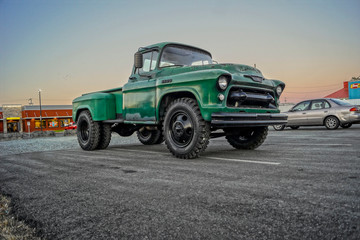 Chevrolet 6500 Truck with Duallys