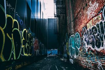 Urban City Wall mural