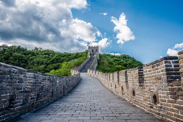 great wall, chinesische mauer, china, beijing, peking, alt, himmel, berge, hills, sommer, architektur, summer, natur, alt, old, wald, sommer, asien, mountain, berge, berg, fels, fremdenverkehr, blau,