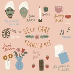 Self care starter kit