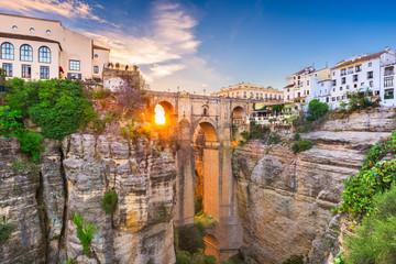 Fototapete - Ronda, Spain
