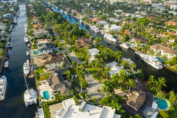 Luxury homes Fort Lauderdale Florida USA