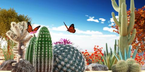 cactuses Fotoväggar