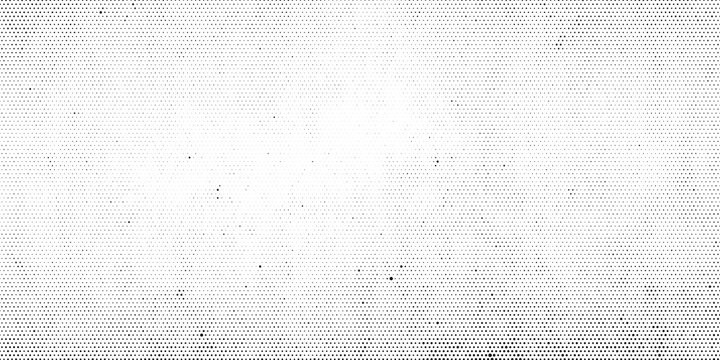 Abstract halftone dotted background. Grunge effect vector texture