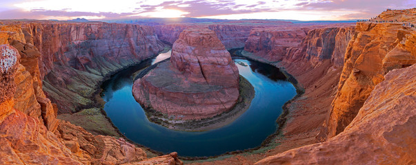 Photo Stands Deep brown Horseshoe Bend