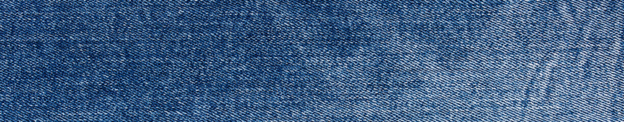 texture of blue jeans fabric