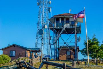 Mountain Ranger Station-001