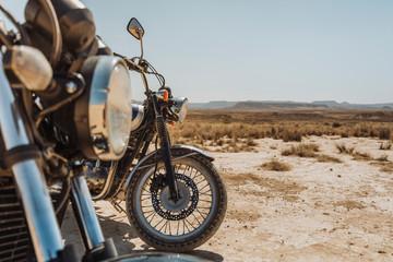 Bardenas Reales desert, Navarra, Spain