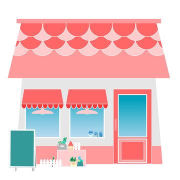 サロン、美容院、ネイル、エステ、まつ毛、アロマ、スイーツ、カフェ、お店、雑貨、路面、ショップ