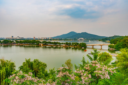 China Nanjing Xuanwu Lake 60