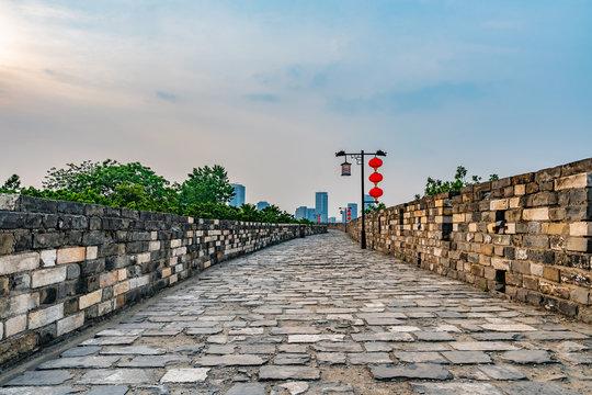 China Nanjing City Wall 62