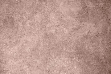 Texture of sepia concrete wall for background or wallpaper