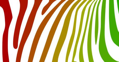 Bunter Zebra Hintergrund