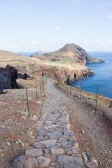 Cape Ponta de Sao Lourenco on Madeira island, Portugal
