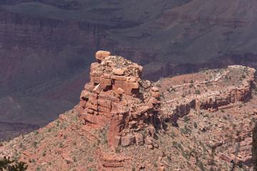 Papiers peints Aubergine Grand Canyon