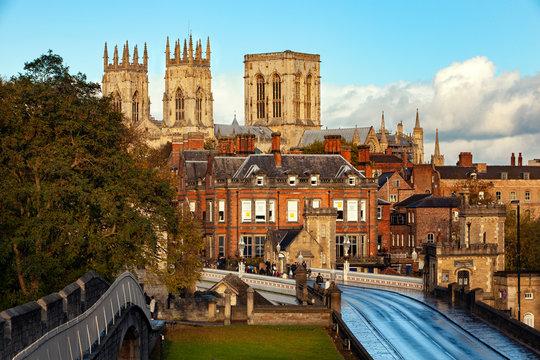 York city, Yorkshire, England, UK