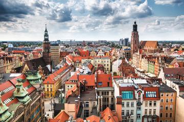 Obraz Wrocław - fototapety do salonu