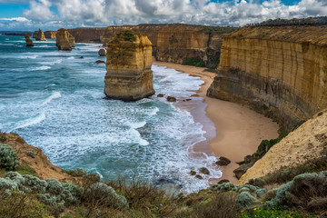 Twelve Apostles Sea Stacks - Victorian Coastline