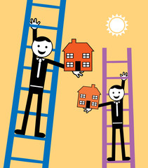 On The Property Ladder