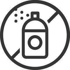Pesticide Free Symbol Icon