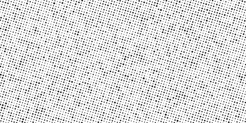 Abstract halftone vector background. Grunge effect dotted pattern