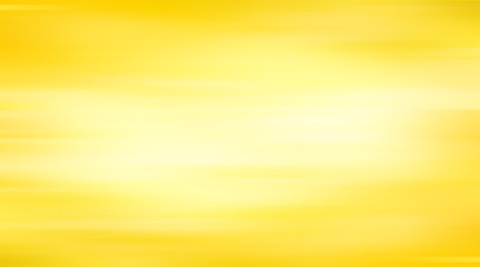 Fotobehang - soft yellow gradient background. Backdrop template background