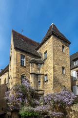 Maison de Sarlat la Canéda , en Dordogne , Périgord