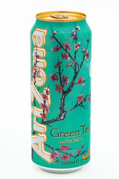 Arizona Green Tea with Honey soft drink