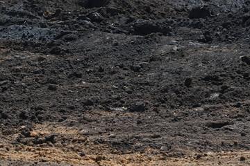 土壌 Fototapete