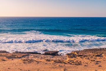 West coast, Fuerteventura, Spain