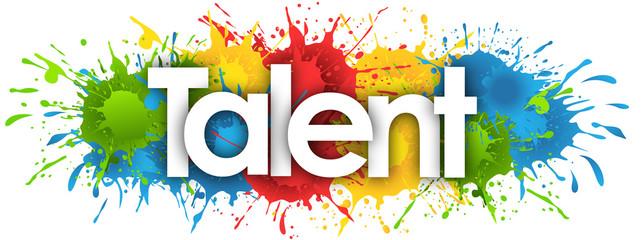 Talent Show in splash's background