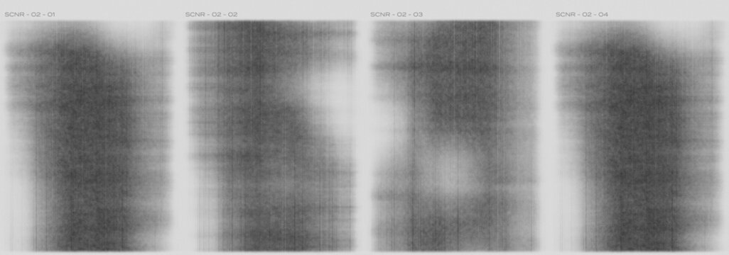 Scanner Photocopy Texture Pack. Noisey grainey xerox scan with noise and grain
