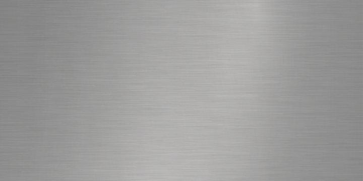 Aluminum Steel Iron Vector Texture Background