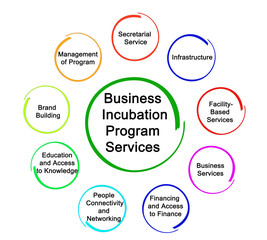 Nine Business Incubation Program Services