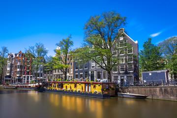 Garden Poster Napels Amsterdam Canals (UNESCO World Heritage)