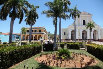 Trinidad mit dem Plaza Major in Kuba