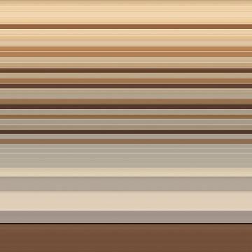 ベージュとブラウンの縞模様