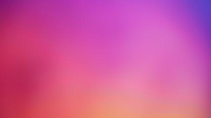 Pastel tone purple pink blue gradient defocused abstract photo smooth lines pantone color background Fototapete