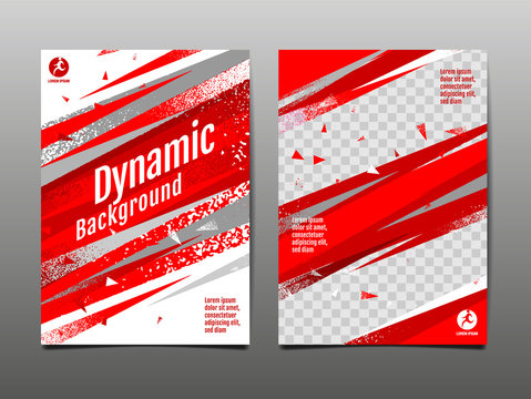 Dynamic  Background,, sport Layout , template Design,  Poster, Brush Abstract, Speed Banner, grunge ,Vector Illustration.